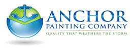 Anchor Painting Company Logo