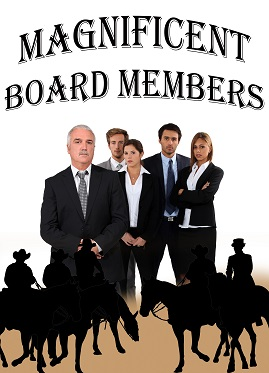 Magnificent Board Members