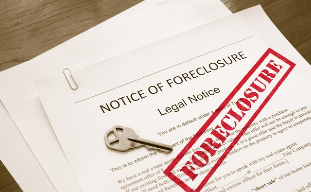 Foreclosure Document